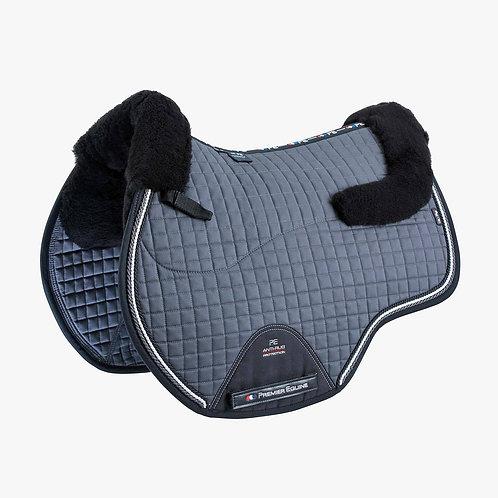 Premier Equine Merino Wool GP/Jump Saddlepad