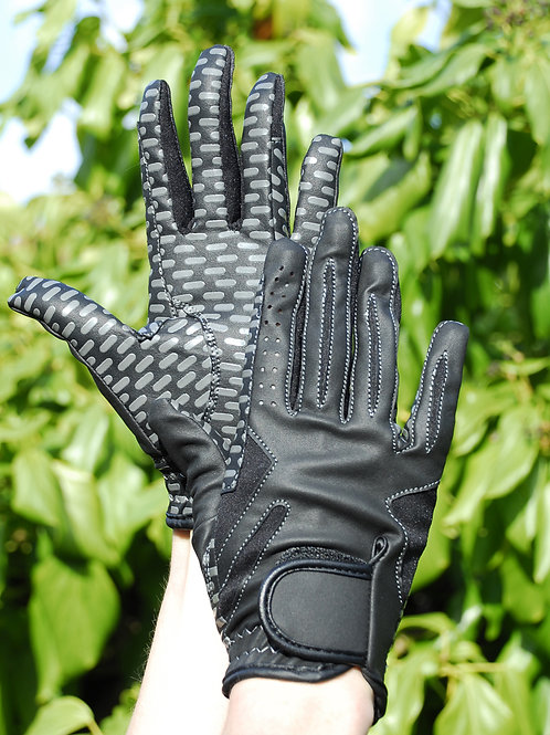 Silicone Grip Riding Gloves