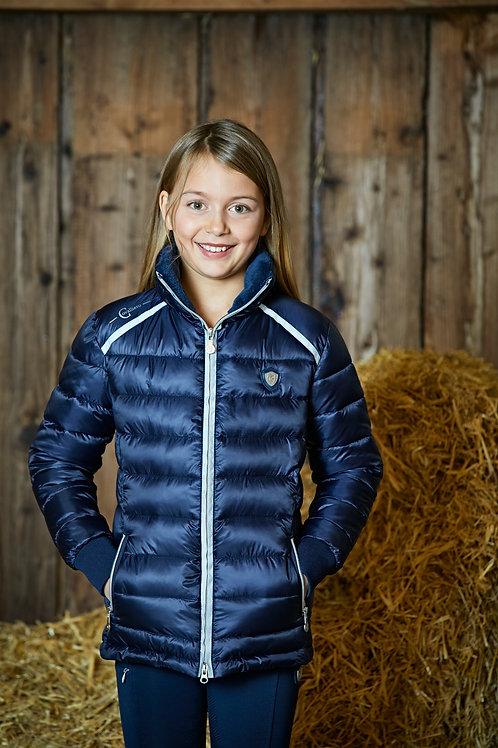 Covalliero Quilted Jacket (Kids)