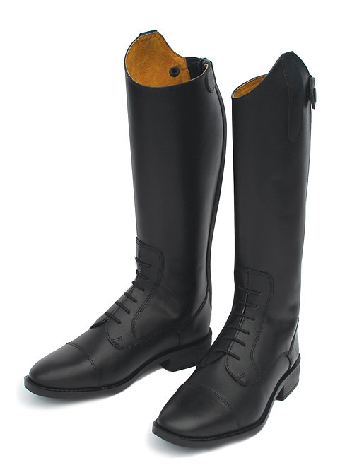 Young Rider Berlin Long Leather Riding Boot