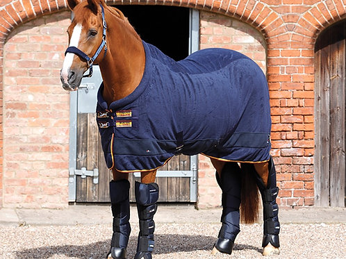 Premier Equine Buster Fleece Cooler Rug - Continental Edition