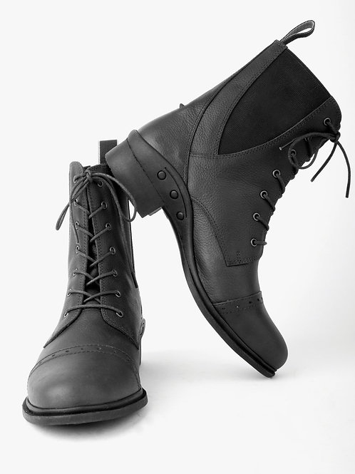 'Elite' Indiana Lace-up Paddock Boots