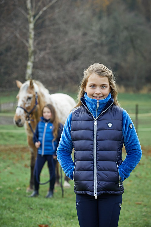 Covalliero Quilted Gilet (Kids)