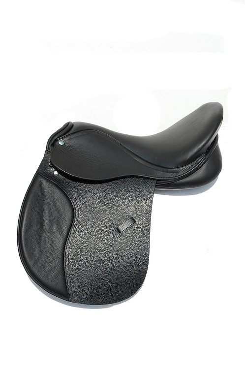 Sussex Changeable Gullet Leather Saddle
