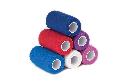 Cohesive Flexible Wrap Bandages