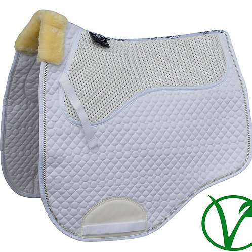 Non-Slip Gel Straighter Cut Saddle Cloth