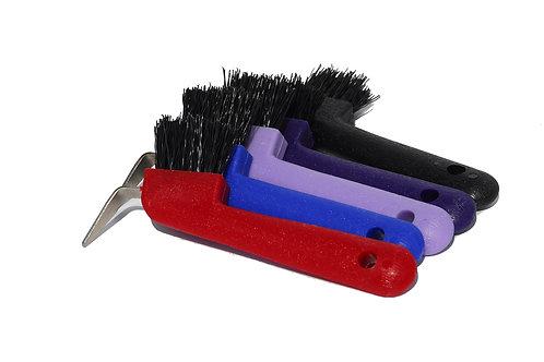 Harlequin Hoof Pick Brush