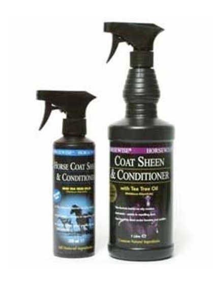 Horsewise Coat Sheen & Conditioner Spray