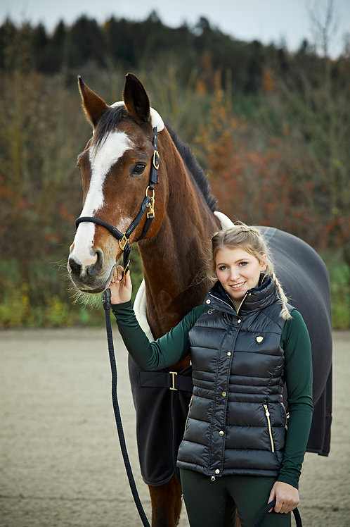 Covalliero Quilted Gilet