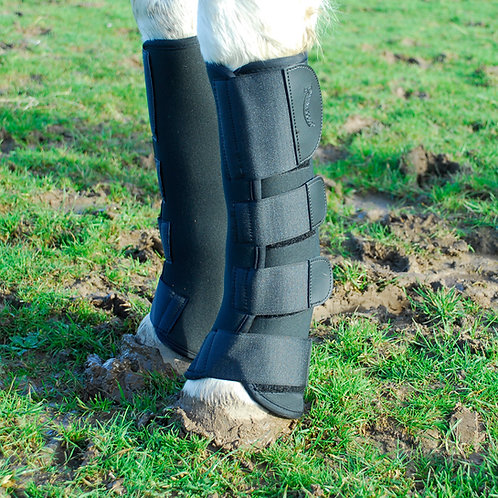 Breathable Neoprene Turnout Boots