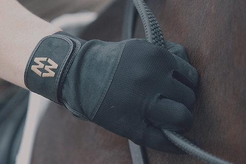Macwet Mesh Equestrian Gloves
