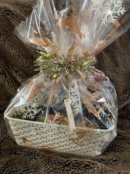 Childrens Christmas Basket