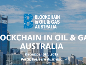 Blockchain in Oil & Gas - 5th December 2019