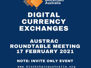 AUSTRAC Digital Currency Exchange Roundtable