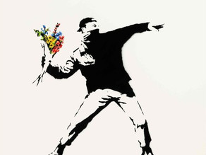 Sotheby's accepts digital currency for street-artist Banksy's physical work