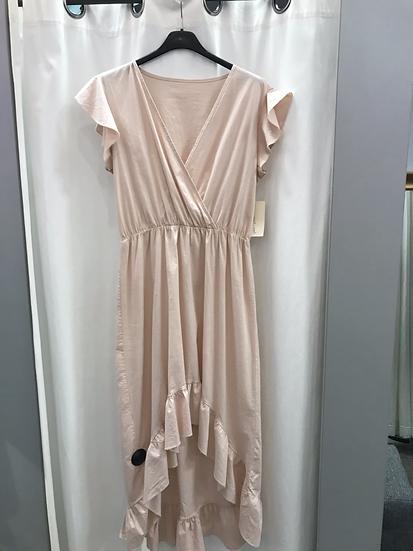 Платье летнее розовое 19781110