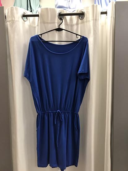 Комбинезон голубой 9491