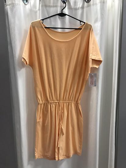 Комбинезон оранжевый 9491