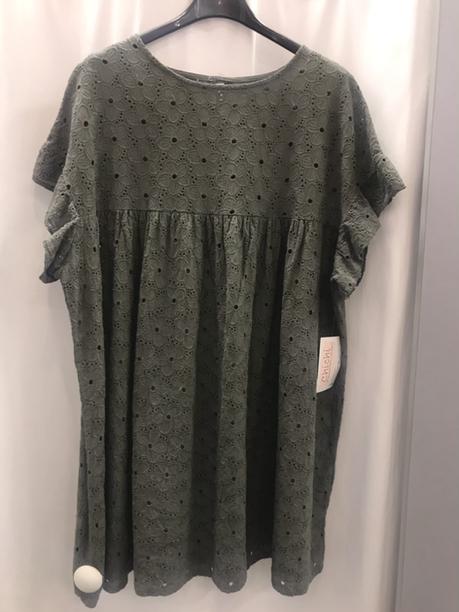 Платье- туника 19042410