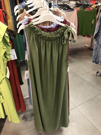 Платье зеленое 22210710