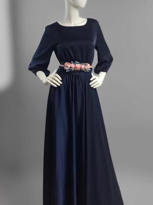 Вечернее платье в пол 262215