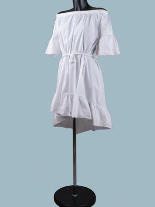 Платье белое 1881