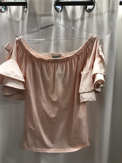Блузка розовая 15241203