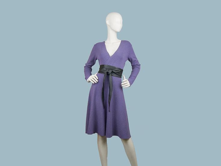 Платье сиреневое  24083910