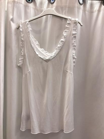 Блузка белая 18980110