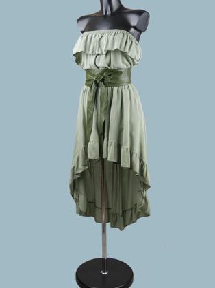 Платье пляжное хаки 2007