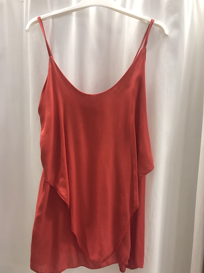 Блузка  красная 11840410