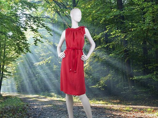 Платья короткие из лиоцелла