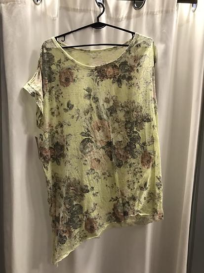 Блузка трикотажная 9814