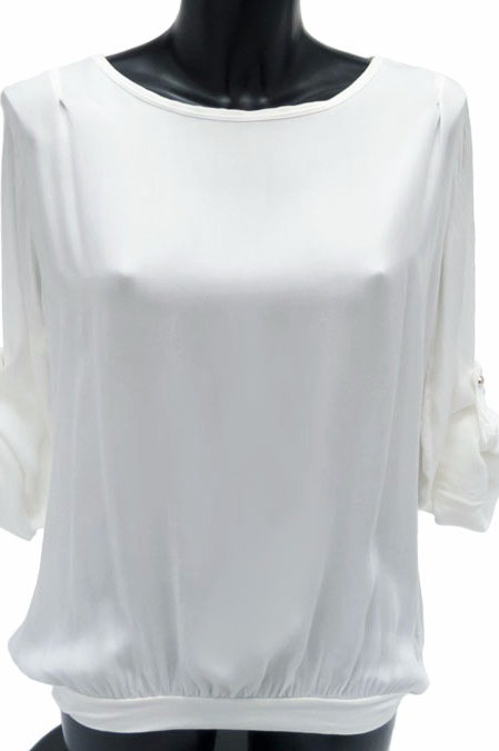 Блузка молочная 9514