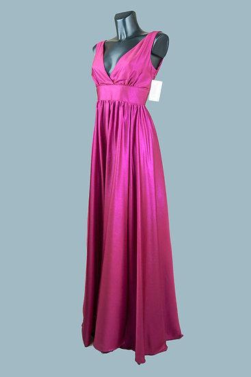 Платье для выпускного 2020 в полсиреневое1757. Польша. Размер: 42-44