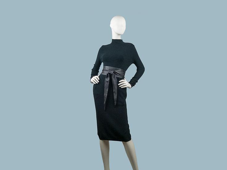 Платье черное 24520210