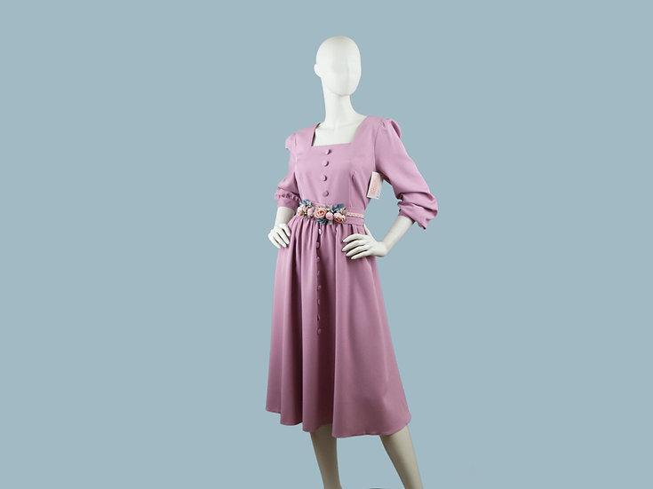 Платье пудра 260311