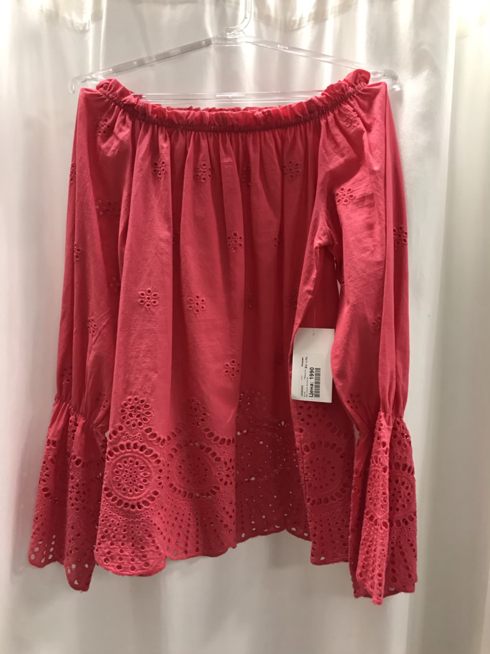 Блузка 19083510