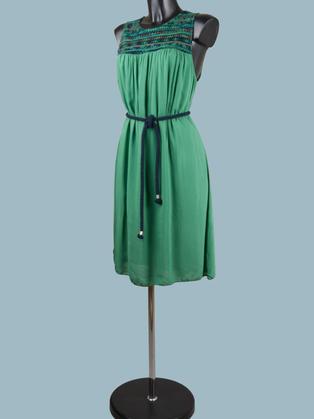 Платье зеленое 1912