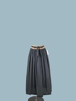 Юбка длинная черная 2011