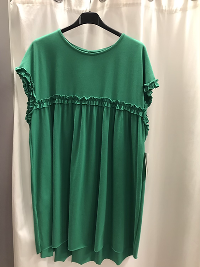 Туника зелёная 19020710