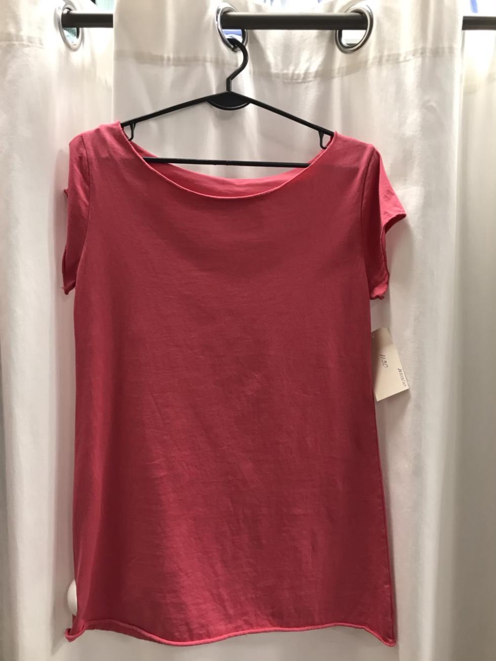 Блузка розовая 22933510
