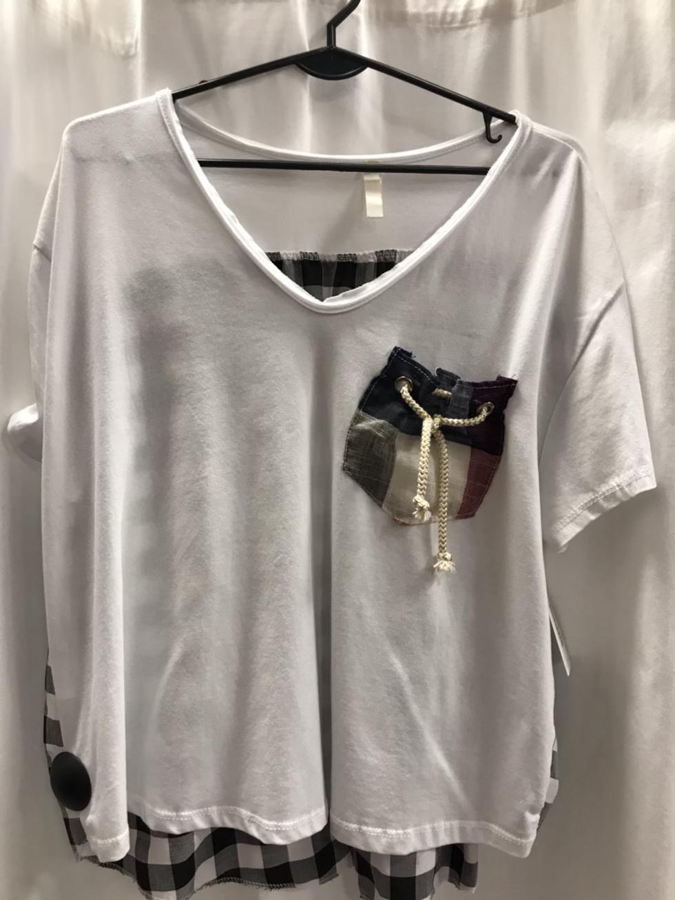 Блузка белая 25210110