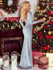 Новогодние платья в пол