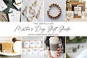 Joyful Life Mother's Day Gift Guide_blog