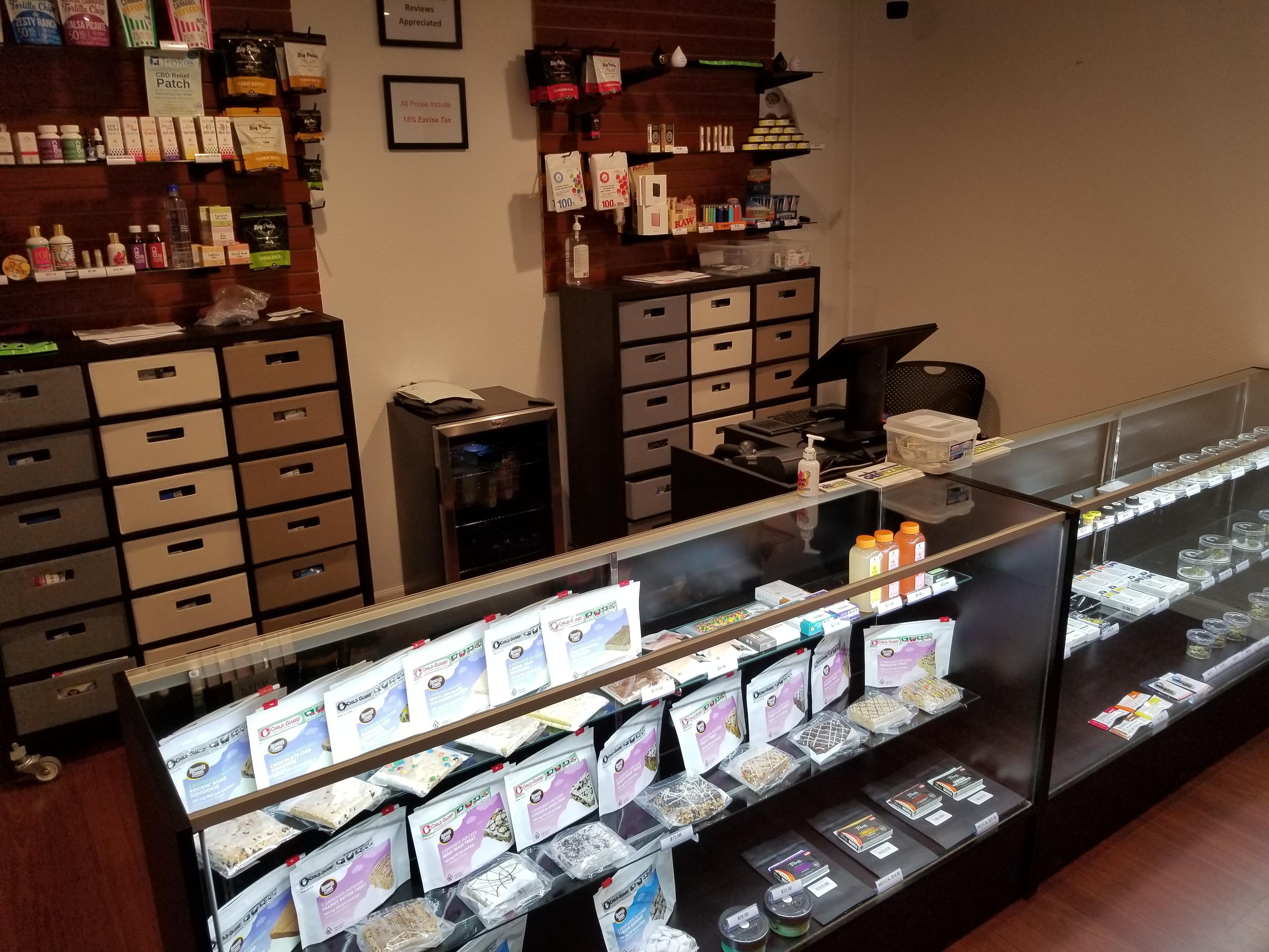 Marijuana Retail Store Modesto