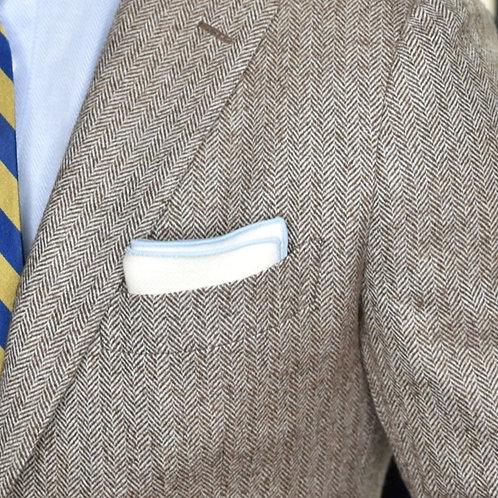 Wool Pocket Square Handkerchief