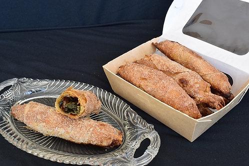 μπουμπάρια vegan (αρχαίο Μεγαρίτικο γλυκό)