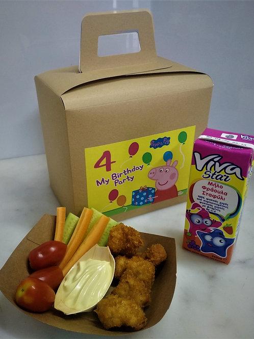 lunch box κοτοπουλάκι