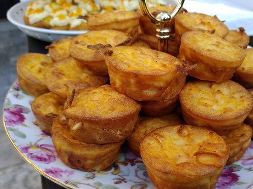 muffins κολοκύθας (vegeterian)